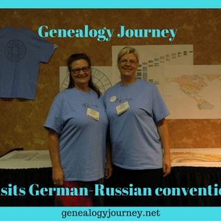 Genealogy Journey visits German-Russian convention