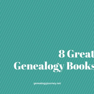 8 Great Genealogy Books