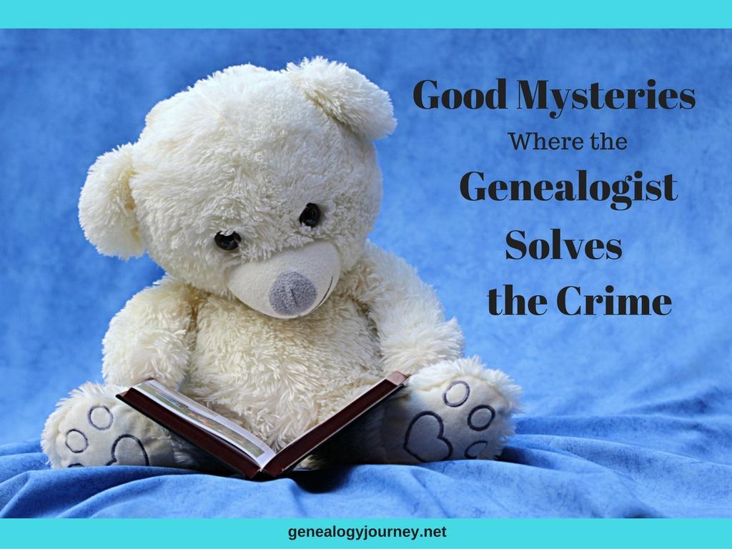 genealogy mysteries