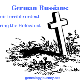 German-Russians in the Holocaust