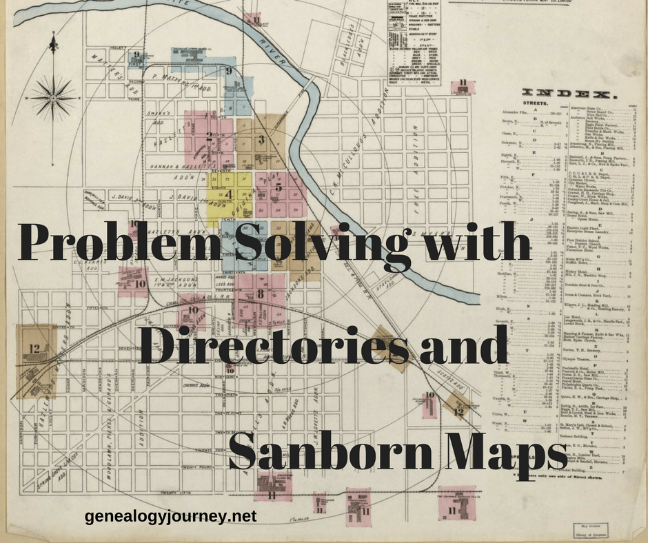 Sanborn Maps on