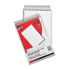 stenographer notebook