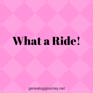 What A Ride!
