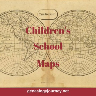 Children's School Maps