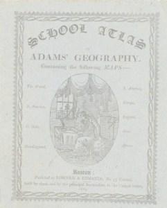 School Atlas 1819