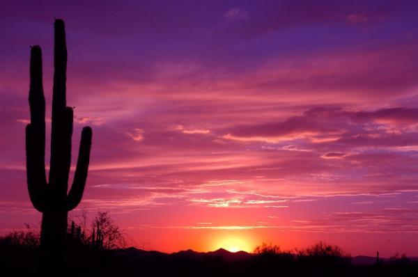 Arizona Sunset Arizona Sunrise Pictures