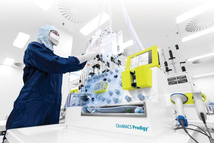 Miltenyi Biotec lab