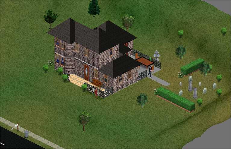 The Sims 1 Houses Ideas House Ideas