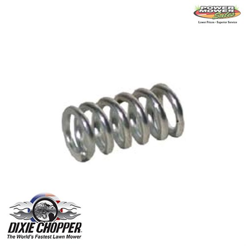 Dixie Chopper Steering Lever Spring, 20252