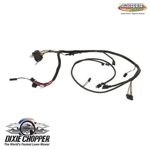 Dixie Chopper Silver Eagle Wiring Harness, 500014