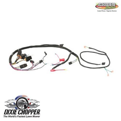 Dixie Chopper Magnum/IE Wiring Harness, 500086