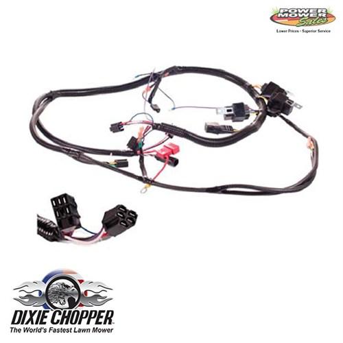 Dixie Chopper Kohler 40HP Wiring Harness, 500098