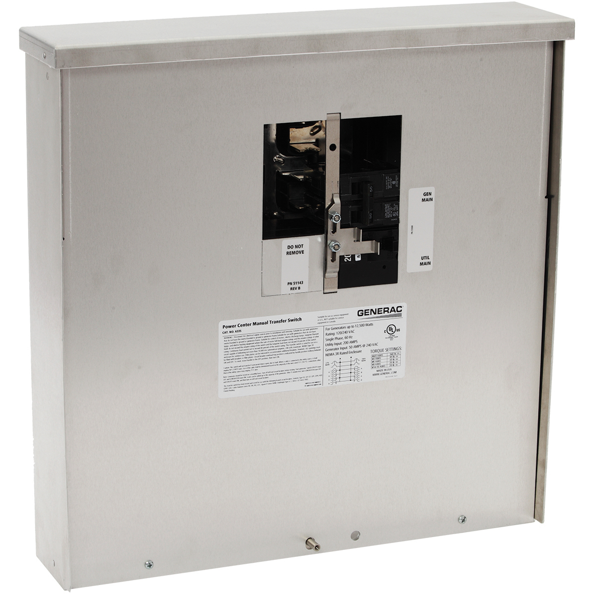 hight resolution of generac power systems manual transfer switch kits for portable rh generac com