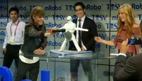 Jalinchinu Justin Bieber
