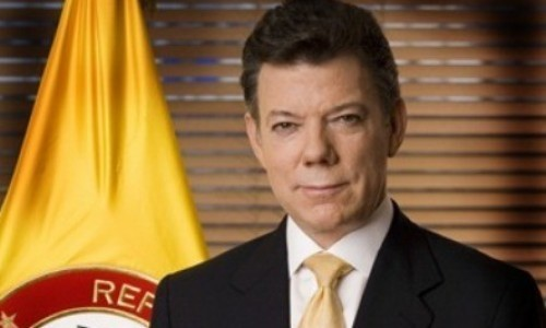 Juan Manuel Santos: si las FARC quieren hacer política, la podrán hacer pero sin armas