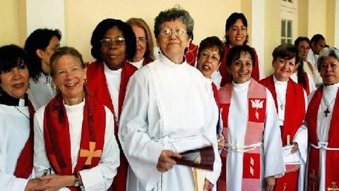 Sacerdotisas: ¿El nuevo rostro de la iglesia?