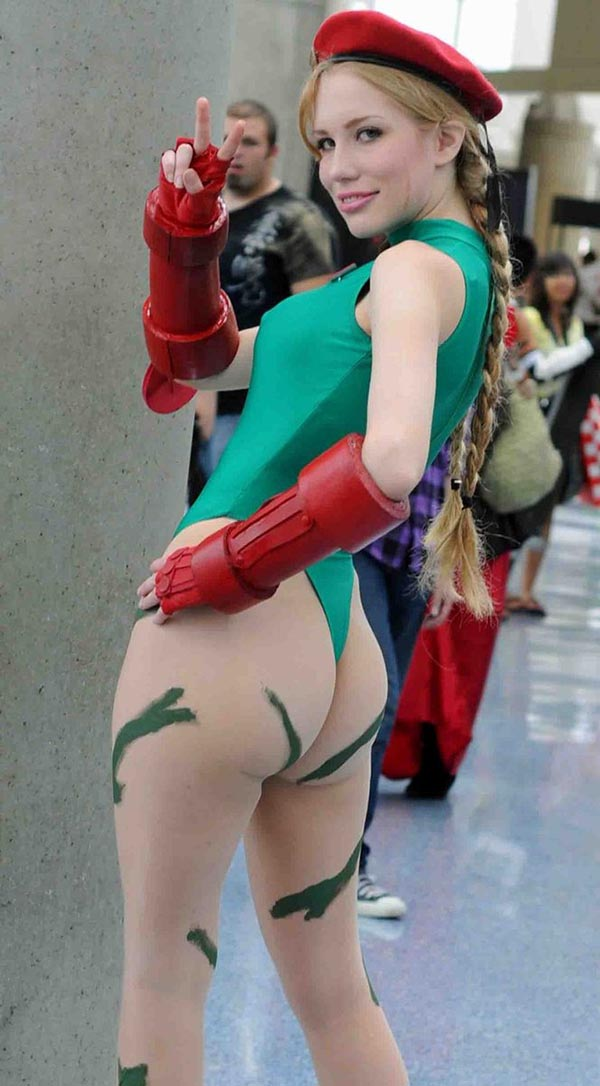 Cosplay-Cammy-Street-Fighter-16