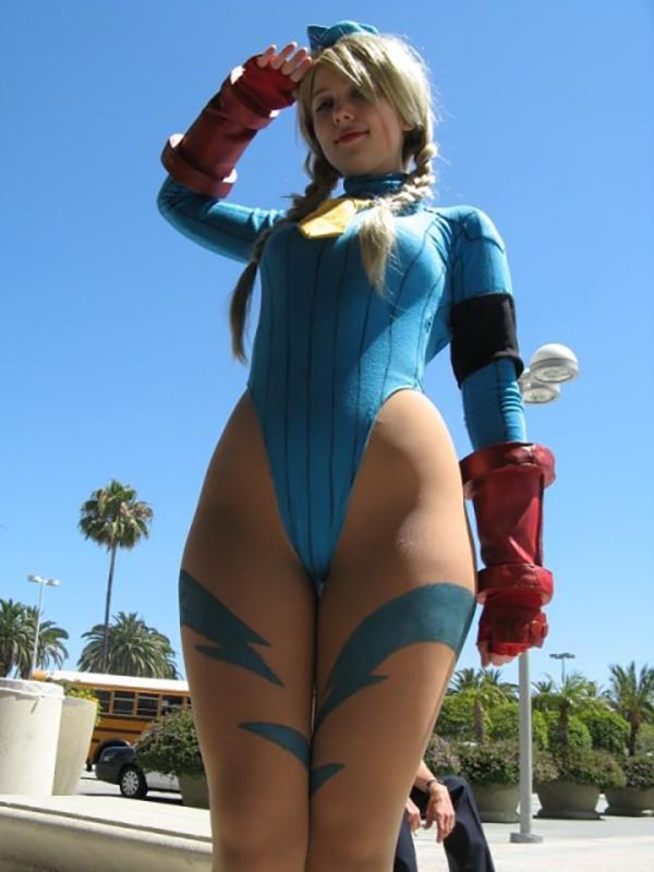 Cosplay-Cammy-Street-Fighter-2
