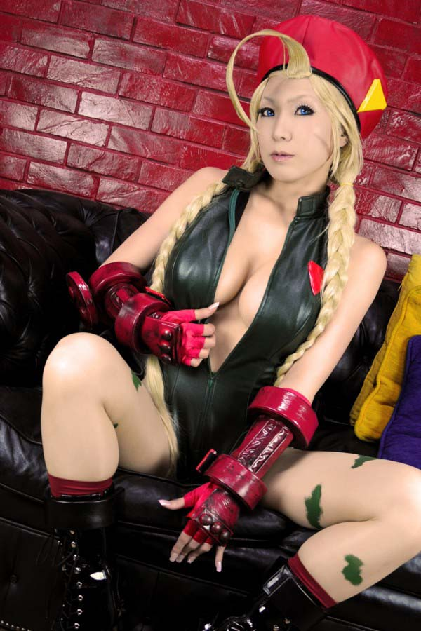 Cosplay-Cammy-Street-Fighter-26