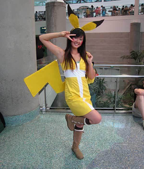 Cosplay-Pikachu-1