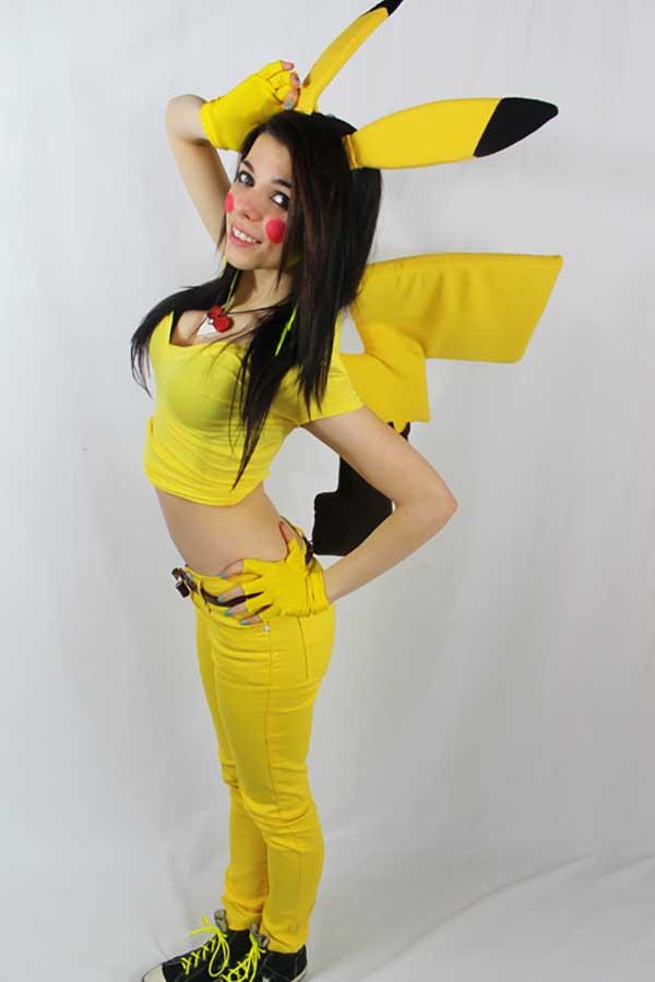 Cosplay-Pikachu-10