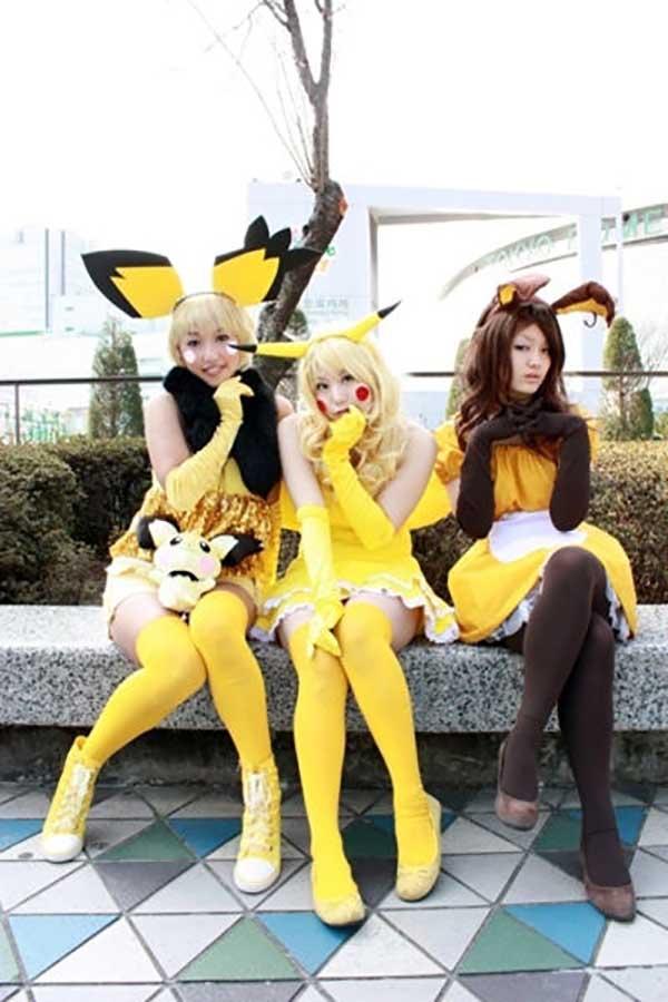 Cosplay-Pikachu-49