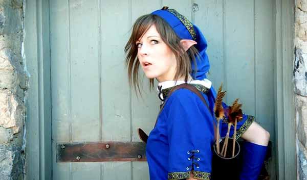 Cosplay-Link-girl-5