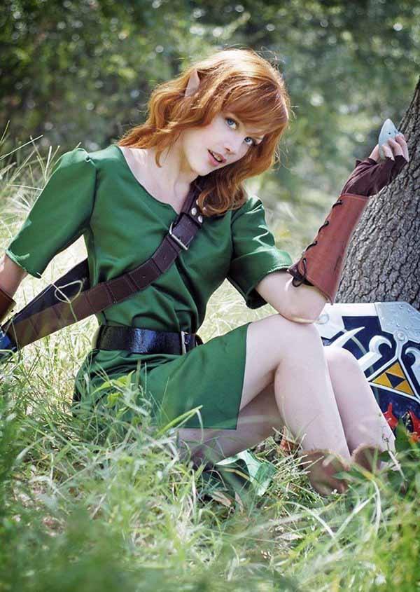 Cosplay-Link-girl-7