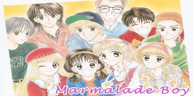 Marmalade Boys