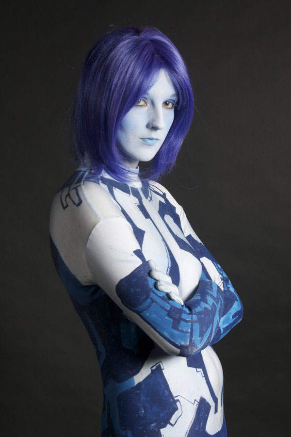 Cosplay-Cortana-Halo-2