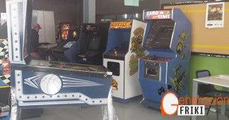 La colección de Arcade, tremenda