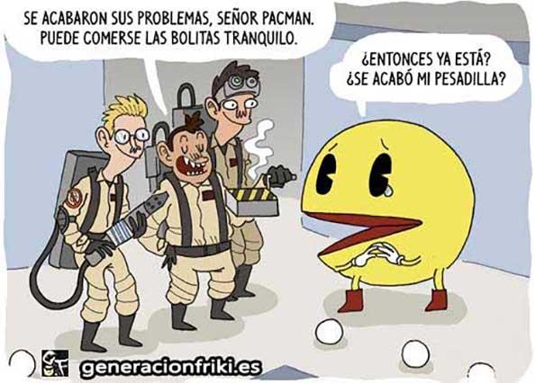 318) 11-04-14 pacman-cazafantasmas-Humor