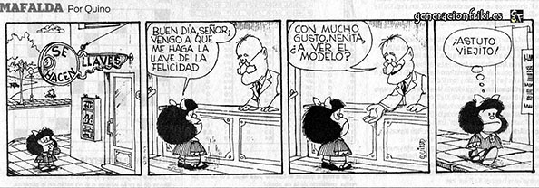 342) 17-04-14 Llave-felicidad-Mafalda-Humor