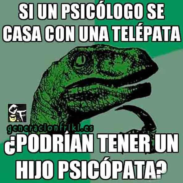 535) 16-07-14 philosoraptor-Psicologo-telepata-Humor