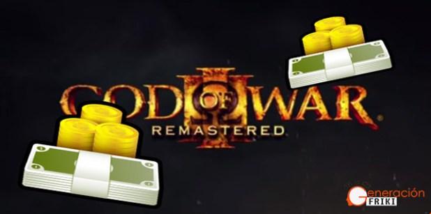 GOD OF WAR REMASTERED-PORTADA