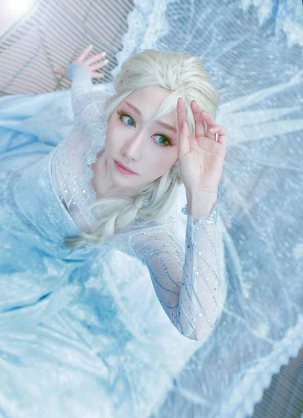 16-Cosplay-Elsa-Frozen