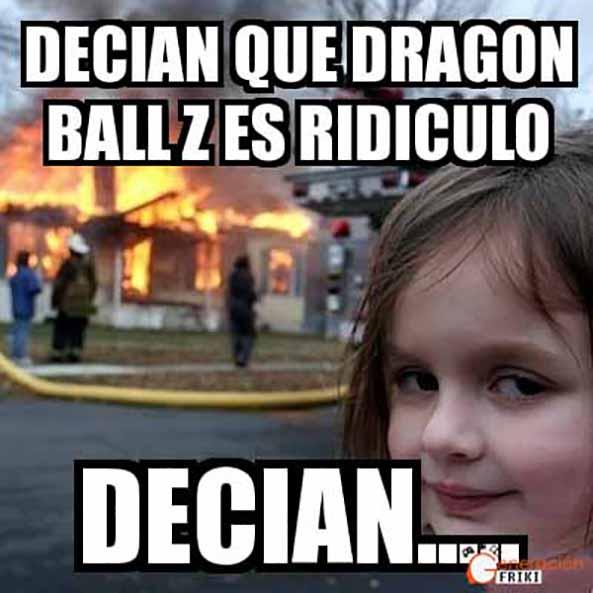 658) 10-10-14 Niña-piromana-DragonBallZ-Humor