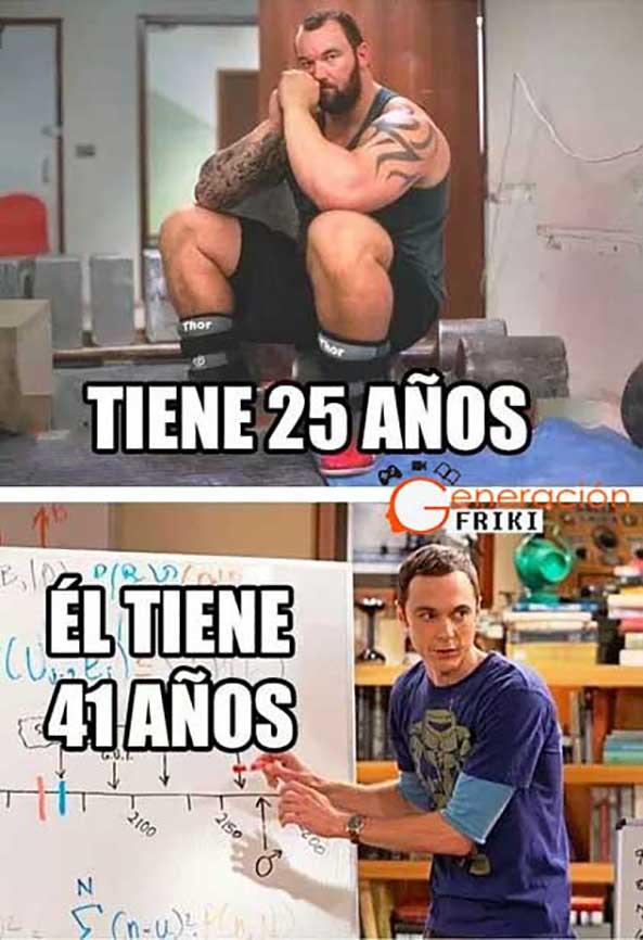 729) 09-11-14 Sheldon-Cooper-41anos-Humor