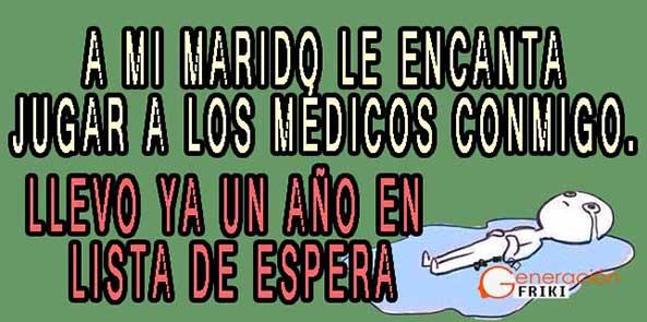 740) 12-11-14 marido-juega-medicos-Humor