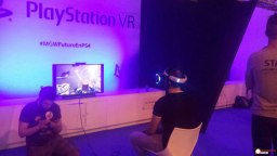 Morpheus / PS VR