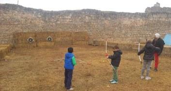 Actividades para todos, incluido el tiro con arco
