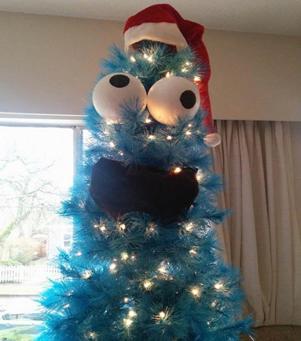 1-Arbol-Navidad-Frikis-Monstruo-Galletas