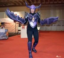 cosplay-madrid-gaming-experience-2016-generacion-friki-shyvana-llama-oscura-lol-2