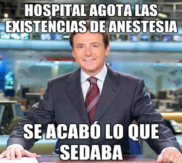 1326) 08-07-16 Matias-Prats-meme-hospital-anestesia-Humor
