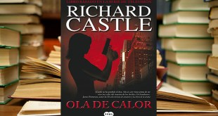 OLA DE CALOR: Castle ha escrito un crimen.