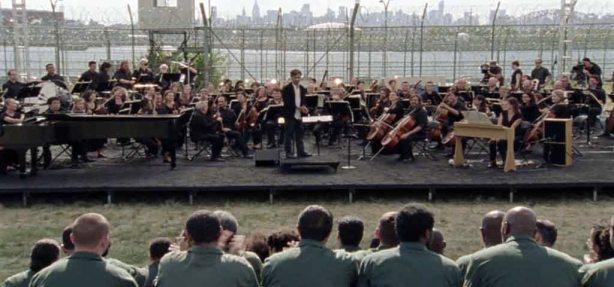 Cualquier escenario es bueno para tocar música