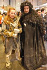 44-Cosplay-Heroes-Comic-con-2017-Jon-Ygritte-(JuegoDeTronos)