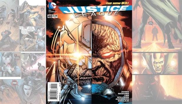 La Liga de la Justicia: la Guerra de Darkseid