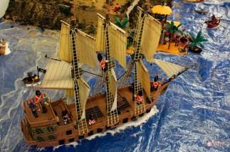Playmobil-Exposicion-Jaca-2017-18-Generacion-Friki-Piratas-Caribe