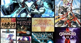 15 JRPGS DE PS2 QUE NO SON FINAL FANTASY: y que debes jugar